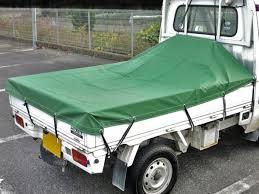 軽トラ荷台