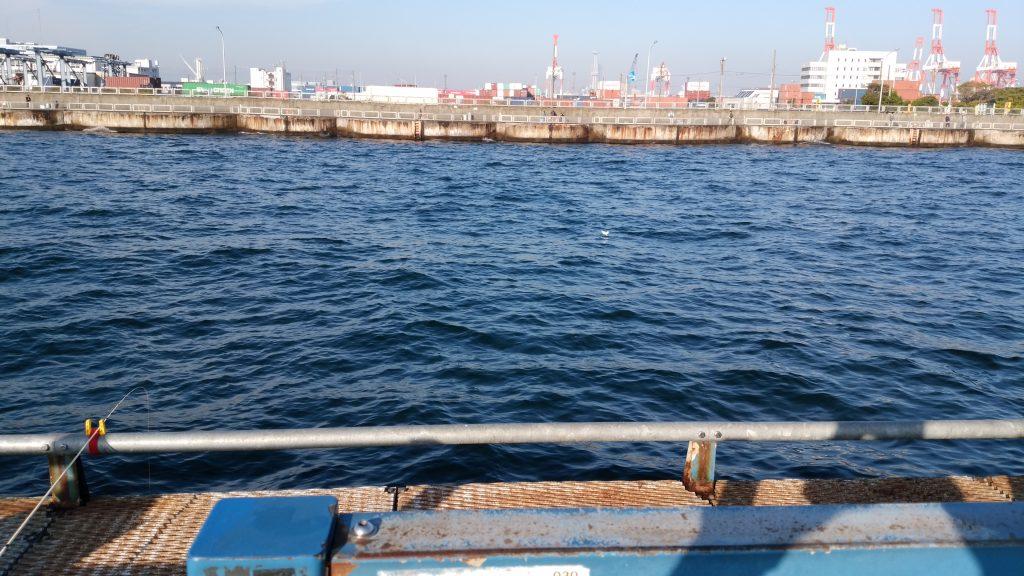 本牧海釣り施設沖桟橋
